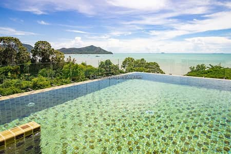 1 Bedroom Condo for Rent in Sattahip, Chonburi - Condo for rent 1 bedroom only 100 meters away from the beach, fully furnished.