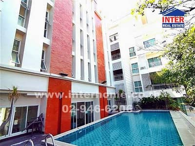 2 Bedroom Condo for Rent in Bang Kapi, Bangkok - Condominium (corner room) 79.82 sq m. Villa Chaya Condo Soi Ladprao 94, Ladprao Road