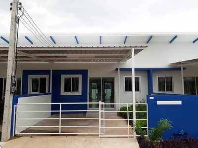 2 Bedroom Home for Sale in Kantharawichai, Mahasarakham - Modern style house for sale The Beach Hometel Project, Kham Rieng Subdistrict, Kantharawichai District, Maha Sarakham Province