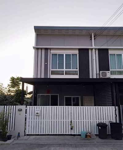 3 Bedroom Townhouse for Rent in Bang Yai, Nonthaburi - New townhome for rent, Bang Yai, Nonthaburi