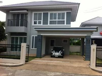3 Bedroom Home for Rent in Mueang Nonthaburi, Nonthaburi - House for rent, Perfect Place Rattanathibet