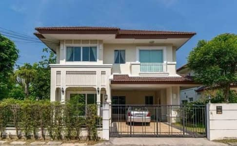 3 Bedroom Home for Rent in Bang Yai, Nonthaburi - House for sale, The centro Rattanathibet project.