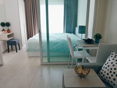 1 Bedroom Condo for Rent in Bang Sue, Bangkok - For rent, good view rooms, 8th and 21st floors, fully furnished, ready to travel at Aspire Ratchada-Wongsawang.