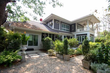 4 Bedroom Home for Sale in Mae Rim, Chiangmai - Exceptional 4 Bed house in European Style