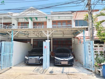 2 Bedroom Townhouse for Rent in Bang Sao Thong, Samutprakan - Townhouse for sale, On Nut 461, easy access to many ways.