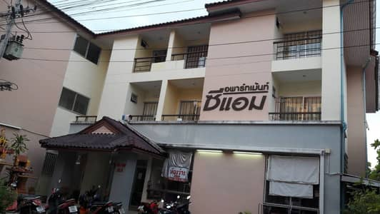 21 Bedroom Apartment for Sale in Si Racha, Chonburi - Apartments for sale near Rajamangala University of Technology Bang Phra