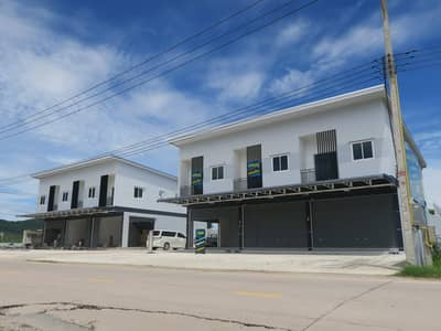 Commercial Building for Sale in Si Racha, Chonburi - Commercial building 2 floor 3 br 3 br