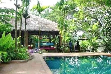 Hotel for Sale in Saraphi, Chiangmai - Sale and Rent Luxury Resort along the Ping River in Chiangmai countryside