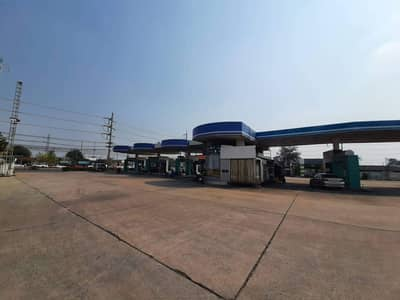 Commercial Space for Sale in Ko Chan, Chonburi - Gas station for sale, area 3-2-87 rai, next to 331 road, Koh Chan, Chonburi