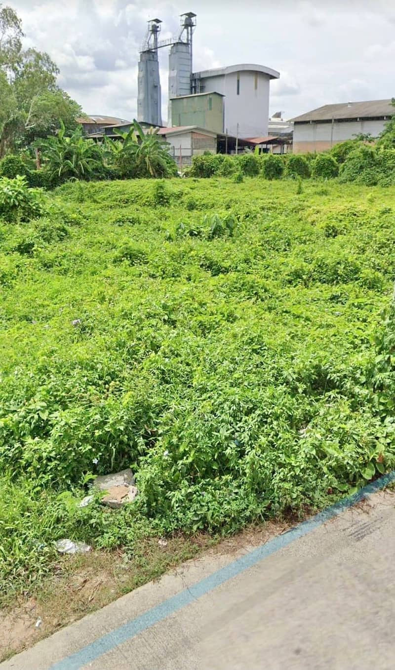 Land for sale in prime location next to Central Plaza Chiang Rai