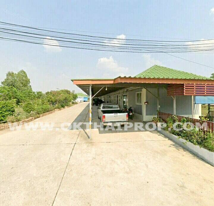 City hotel Muang Roi-Et District, suitable for business investment