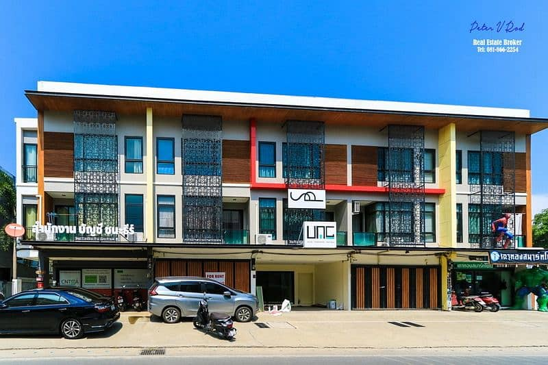 Commercial building for sale, commercial building, Promt Business Home, Promt Business Home, seven sales, near Maya