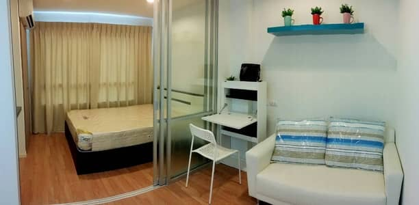 1 Bedroom Condo for Rent in Suan Luang, Bangkok - M3466-Condo for rent at Lumpini Ville On Nut 46, near BTS On Nut (4 km). Fully furnished, ready to move in