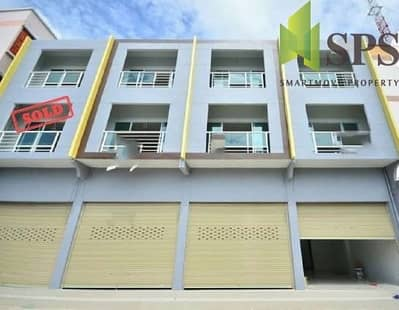 Home Office 3 ชั้น 24 Sq. W Bang Muang For Sale And Rent (SPS-GO182)