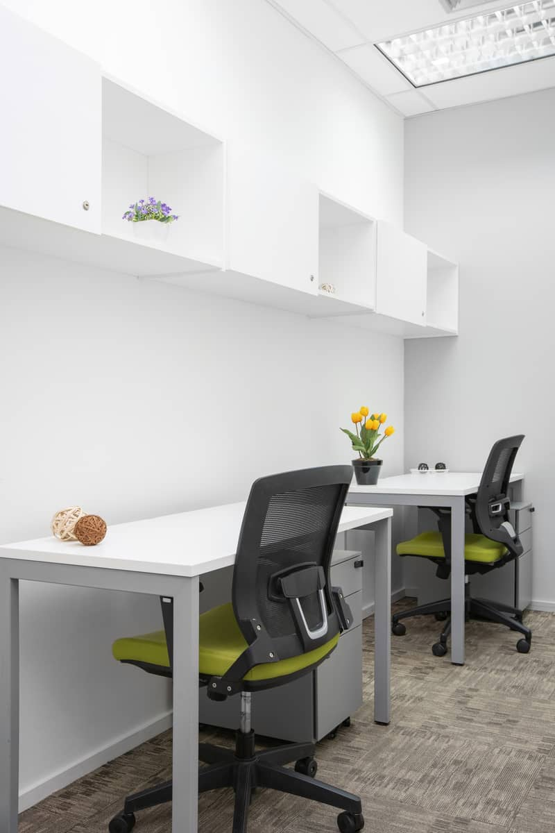 Work your way in a private office just for you