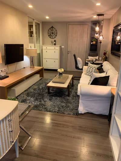 1 Bedroom Condo for Sale in Phra Khanong, Bangkok - Condo Sari By Sansiri Deverlopment Project In  Sukhumvit Soi 64 distance 300M To BTS Punnawithi  Station.