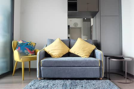 1 Bedroom Condo for Rent in Phra Khanong, Bangkok - M1978-Condo for rent, Ideo Sukhumvit 93, next to TS Bangchak, fully furnished, ready to move in.