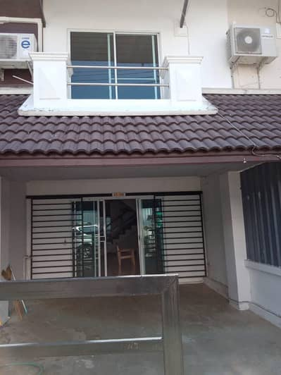 2 Bedroom Townhouse for Rent in Mueang Chiang Mai, Chiangmai - FOR RENT : Townhouse near RuamChok
