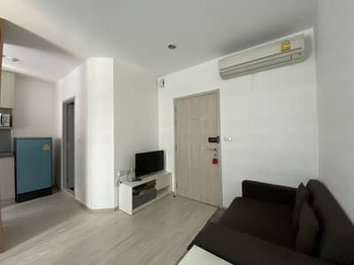 Condo for Sale in Bang Na, Bangkok - M3478-Condo for sale, Ideo Mobi Sukhumvit Eastgate, near BTS Bangna, fully furnished, ready to move in.