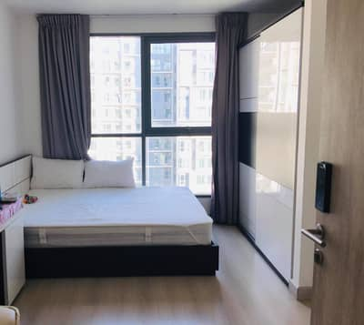 Condo for Rent in Phra Khanong, Bangkok - M3516-Condo for rent, Ideo Mobi Sukhumvit, near BTS On Nut, there is a washing machine. Fully furnished, ready to move in