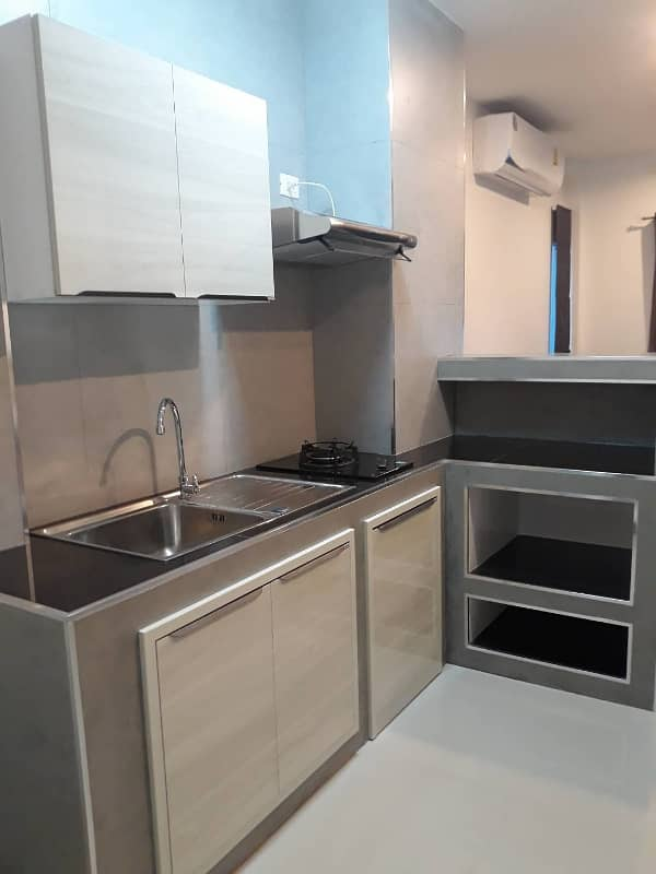 2 storey detached house (La Wan Le Project, The Vintage - Hua Hin) has 3 bedrooms, 2 bathrooms, has wifi, lawn, parking ramp, 24 hour security, has a common area, playground, swimming pool, finnish