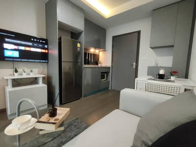 1 Bedroom Condo for Sale in Phra Khanong, Bangkok - M3482-Condo for sale and rent, Ideo Sukhumvit 93, next to BTS Bangchak, fully furnished, ready to move in.