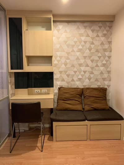 1 Bedroom Condo for Rent in Suan Luang, Bangkok - M3491-Condo for rent Lumpini Ville On Nut 46, near BTS On Nut, fully furnished,  ready to move in.