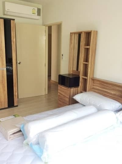 1 Bedroom Condo for Rent in Lat Phrao, Bangkok - 63101335 : For rent The Revo Condo Ladprao 48, new, ready to move in.