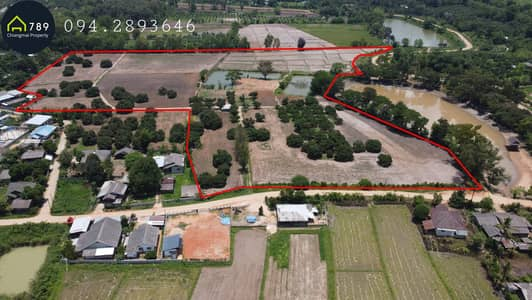 Land for Sale in Wiang Pa Pao, Chiangrai - House and land for sale. Near Likit Chewan Intersection