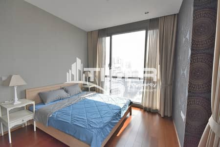 1 Bedroom Condo for Rent in Watthana, Bangkok - 1-bedroom condo for rent at Quattro By SanSiri Thong-lor soi 4, Very nice room and convenience location. A 10-minute walk from BTS Thong-lor