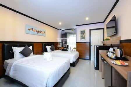 92 Bedroom Hotel for Sale in Lat Phrao, Bangkok - 40696 -  Hotel for sale, next to Pradit Manutham, total 92 rooms, Plot size 344 sq. wa.