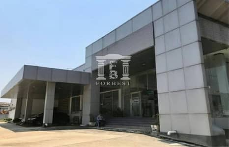 Land for Sale in Don Mueang, Bangkok - 40526 - Land for sale with showroom. Near Don Muang Airport, Plot size 2-1-85 rai