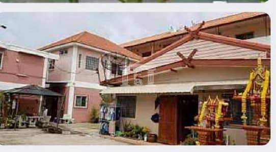 Land for Sale in Bang Kho Laem, Bangkok - 40377-Land for sale, Rama 3, Soi Wat In Banjong. There are 20 apartment rooms and 3 houses, Plot size 220 sq. w.