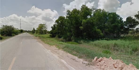 Land for Sale in Ban Pho, Chachoengsao - 39468 Land For Sale at Wang U temple Chachoengsao, Plot size 577-3-82 rai