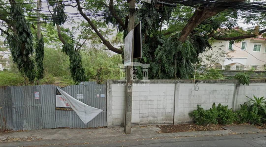 39895 Land for rent in Pattanakarn 38, connect to Onnut, Plot size 2-0-97 rai