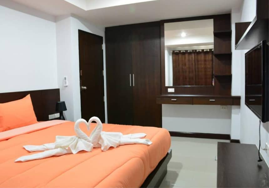 39674 Apartment for Sell with right of redemtion,  in South Pattaya, Plot size 1 rai