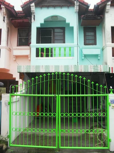 2 Bedroom Townhouse for Sale in Mueang Nakhon Ratchasima, Nakhonratchasima - House for sale after Wong.