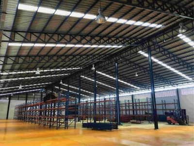 Factory for Rent in Ban Chang, Rayong - 39618 - Warehouse for rent in Ban Chang, Rayong, usable area 1,650 sq. m.
