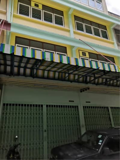 6 Bedroom Commercial Building for Rent in Thon Buri, Bangkok - 39303-Commercila building 5-storey for sale, on Taksin21 road, 26 sq. wa.