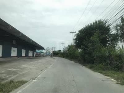 Land for Sale in Bang Pakong, Chachoengsao - 38329 - Land For Sale Bangna-Trad Road Km. 36 (Inbound), Plot size 22-3-82 Rai
