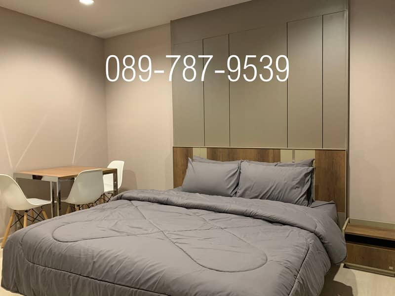 Condo for rent , Life One Wireless 17th floor near Central Embassy BTS Ploenchit