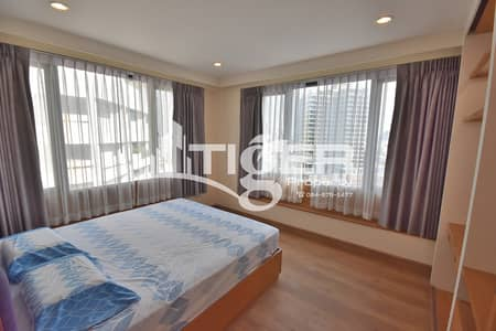 2 Bedroom Condo for Rent in Sathon, Bangkok - This fully furnished, 2-bedroom / 3-bathroom unit for rent at Baan Piya Sathorn, includes a balcony and 1x parking space.