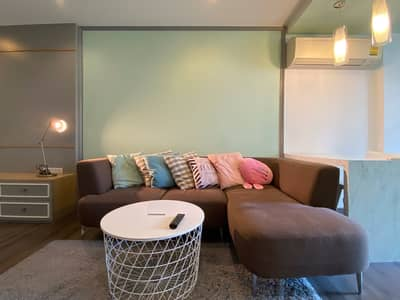 1 Bedroom Condo for Sale in Phra Khanong, Bangkok - M3524-Condo for sale, Sari by Sansiri, Sukhumvit 64, near BTS Punnawithi, ready to move in ++