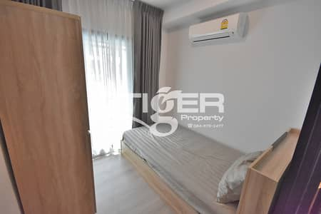 2 Bedroom Condo for Rent in Bang Na, Bangkok - This fully furnished, 2-bedroom / 1-bathroom unit for rent at Notting Hill Sukhumvit 105, includes a balcony and 1x parking space