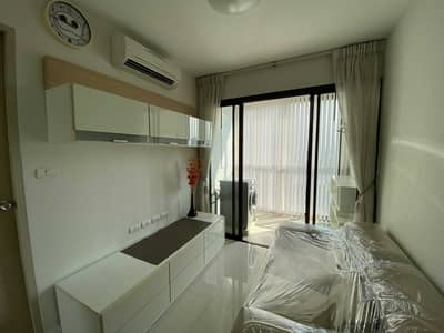 1 Bedroom Condo for Sale in Chatuchak, Bangkok - Ideo Ladprao 5, super beautiful room, no. 905, south side, breeze, pool view, size 34 sq m. Fully furnished and fully furnished.