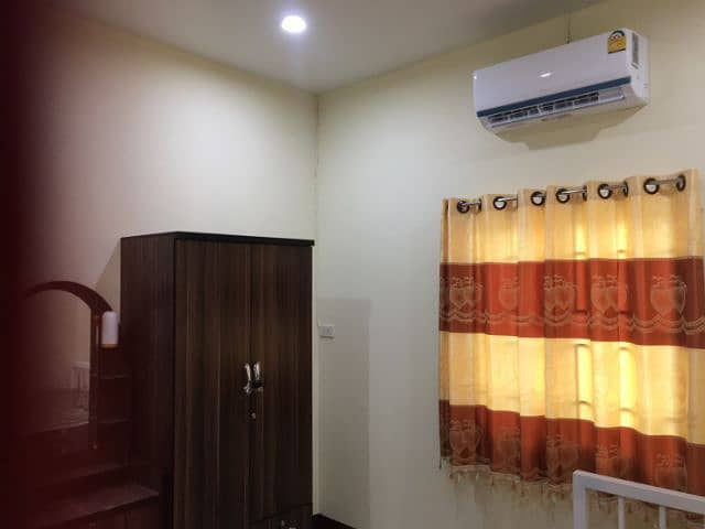 House for rent 2 bedrooms, 2 bathrooms, Hang Chat Subdistrict, Hang Chat District, Lampang