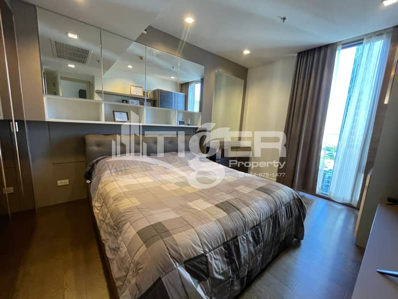 SSCR12 A high-Class condo 2-bedroom for rent at Nara 9 by Eastern Star at Sathorn