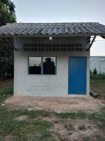 1 Bedroom Home for Rent in Hat Yai, Songkhla - House for rent