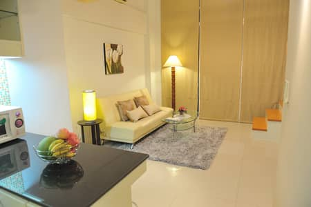1 Bedroom Apartment for Rent in Wang Thonglang, Bangkok - Lovely 1-BR Serviced Apt.