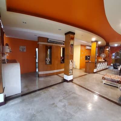 Commercial Building for Sale in Din Daeng, Bangkok - Land for sale 154 sqm, with buildings, three-story commercial buildings, Din Daeng